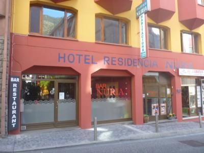 Best budget hotel in Escaldes Engordany, Andorra - Hotel Residencia Nuria.