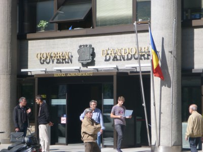 Backpacking in Andorra - top sights in the capital