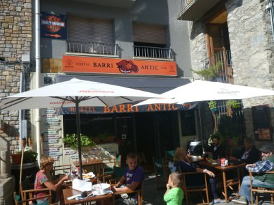 barri antic bar andorra capital