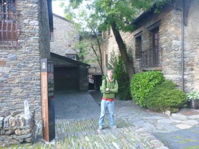 Plandolit Manor, Ordino, Andorra