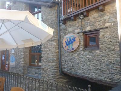 Xaloc Pub in Ordino, Andorra