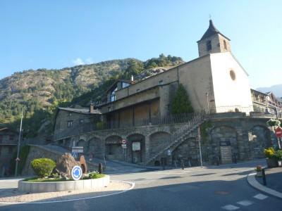 St. Corneli and St. Cebria Church.