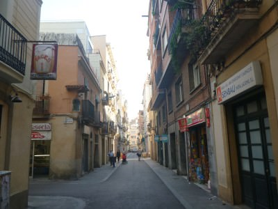 backpacking barcelona