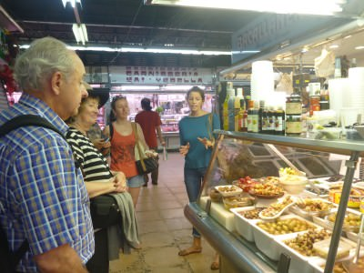 gracia food tour catalonia