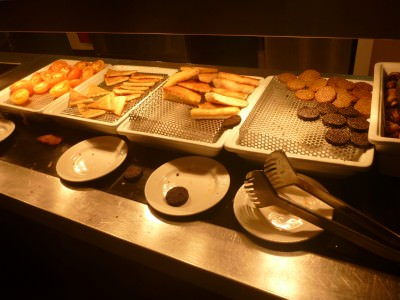 Ulster Fry Buffet - eat as much or as little as you like.