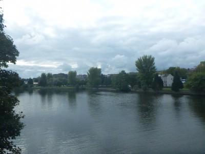 River Bann, Coleraine.