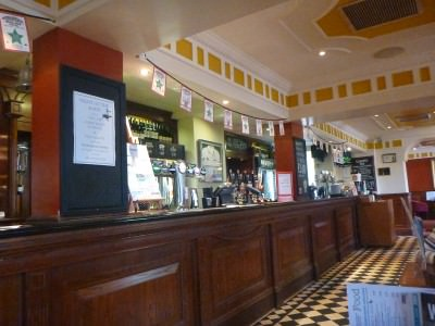 Wetherspoons Pub in the Old Court House in Coleraine, Northern Ireland.