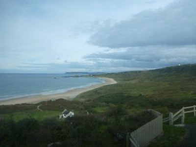 Northern Ireland's gorgeous north coast.