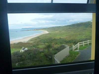 View from my room - Room 7.