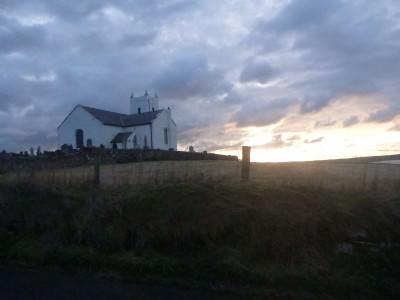 Ballintoy Parish Church.