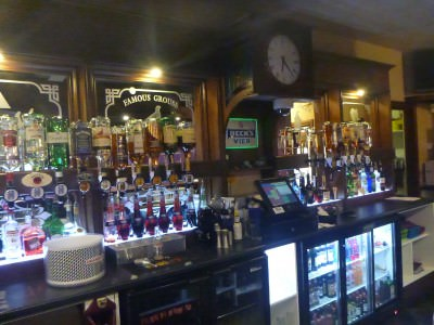 Fullerton Arms - excellent pub in Ballintoy.
