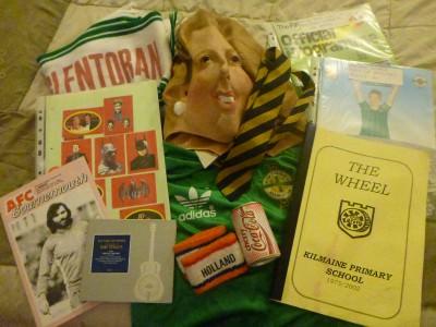 My 80s memorabilia.