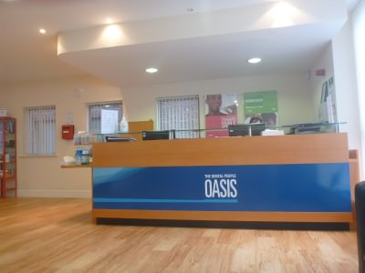 The Dental People, Oasis, Bangor, Northern Ireland.