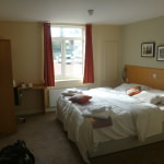 Staying in the Best Budget Hotel in Birmingham, the Royal George.