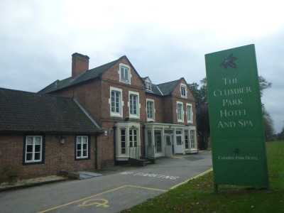 clumber park hotel and spa