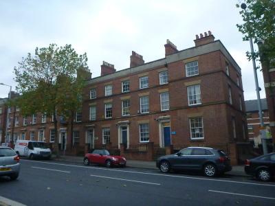 Igloo Hostel, Nottingham, England.