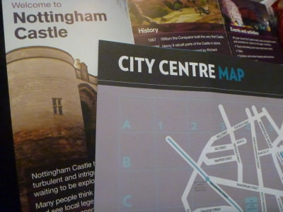 Nottingham Maps and Information.