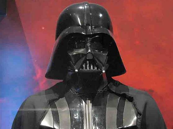 Star Wars Darth Vader - Movie Night!