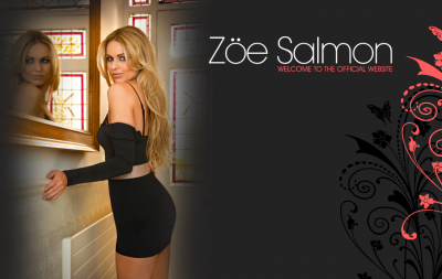 Ex Kilmaine pupil Zoe Salmon - photo copyright http://www.zoesalmon.com/