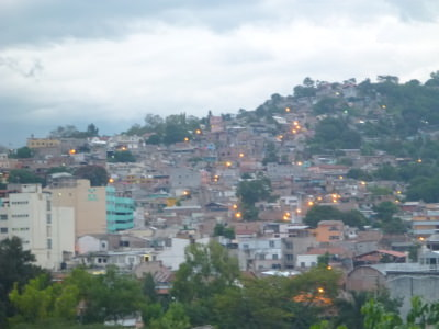 tegucigalpa backpacking