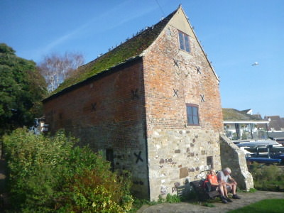 Christchurch Place Mill