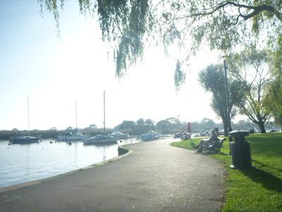 Christchurch Town Quay