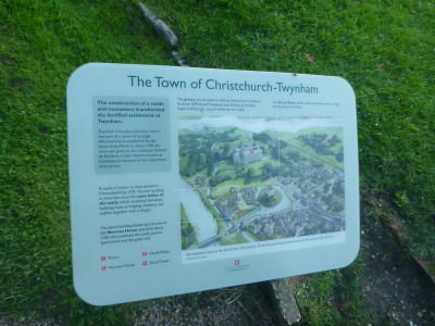 Information on Christchurch Twynham