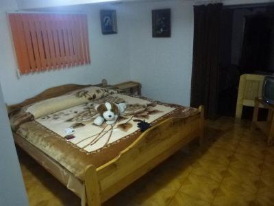 My warm cosy room.