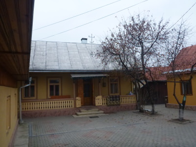 Dor de Bucovina Hostel in Campulung Moldovenesc, Romania.