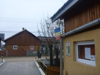 Staying at the Dor de Bucovina Hostel in Campulung Moldovenesc.