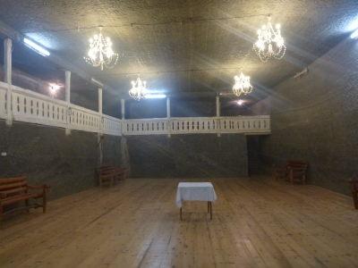 cacica ballroom