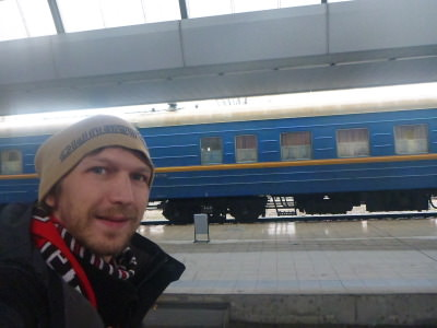 Arrival in Chisinau Moldova at 9am.