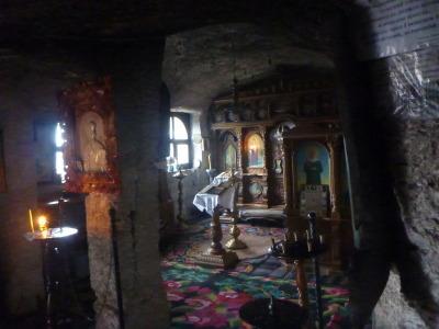 orheiul cave monastery