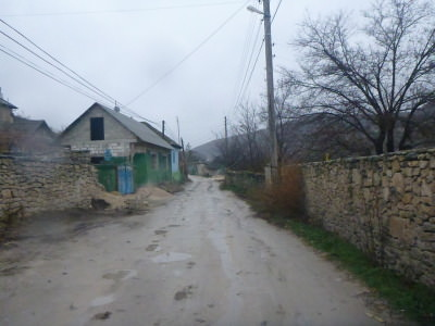 Downtown Butuceni.