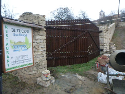 Here in the heart of this countryside village sits...Butuceni Eco Resort.