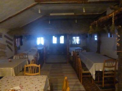 The restaurant in Butuceni Eco Resort