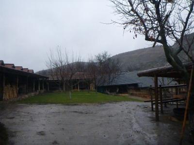 The Hotel Complex in Butuceni.