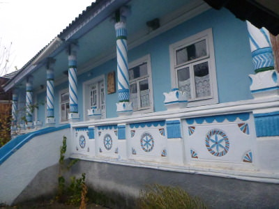 Traditional Butuceni House to stay in at Butuceni Eco Resort.