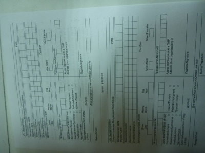 Transnistria Immigration Form