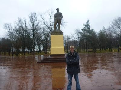 tiraspol victory park
