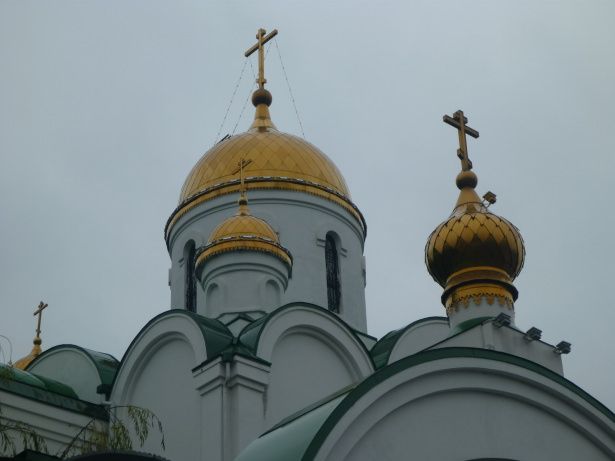 Church of the Nativity in Tiraspol.