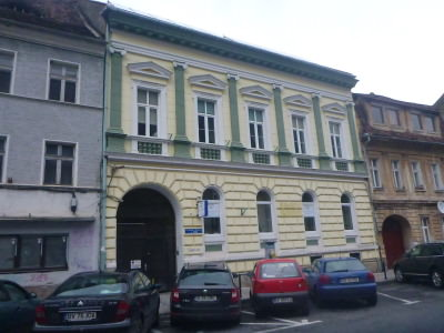 Casa Terezia in Brasov, Romania.