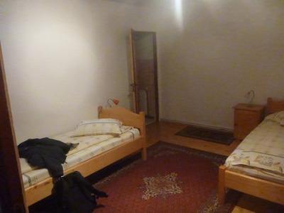 My own room in Casa Terezia.