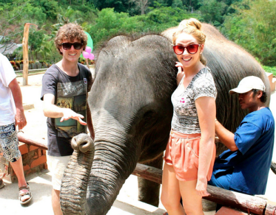World Travellers: Stephen and Jess from Flying the Nest
