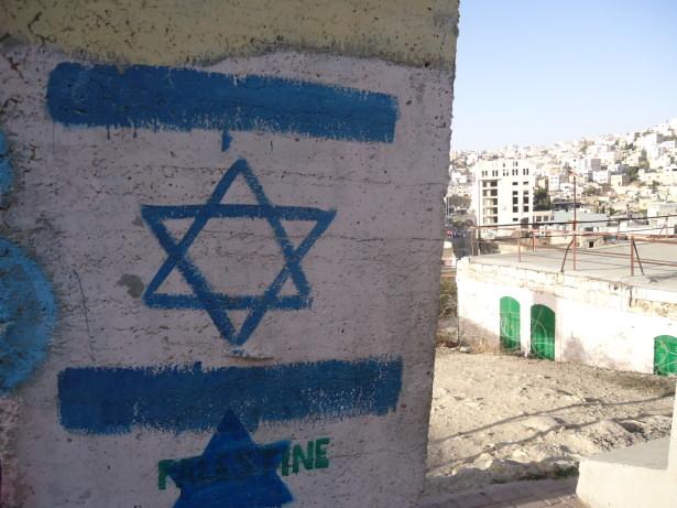 Backpacking in Hebron - the Israeli side.