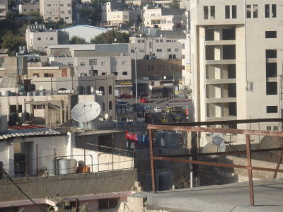 Viewpoint of Hebron
