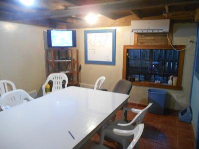 The Classroom at Utila Dive Centre.