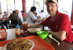 Friday's Featured Food: Guyanese Food at Germans in Georgetown.