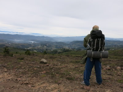 Best of 2014- Hiking Tajumulco in Guatemala - Central America's Highest Peak.