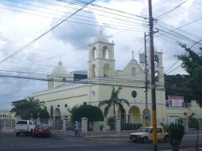 Iglesia la Guadeloupe.